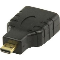 thumb-Valueline HDMI-adapter HDMI micro-connector-1