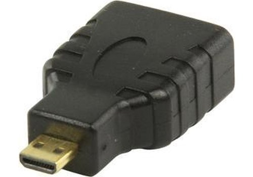 Valueline HDMI-adapter HDMI micro-connector