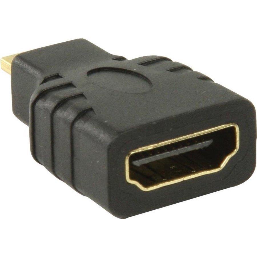 Valueline HDMI-adapter HDMI micro-connector-2