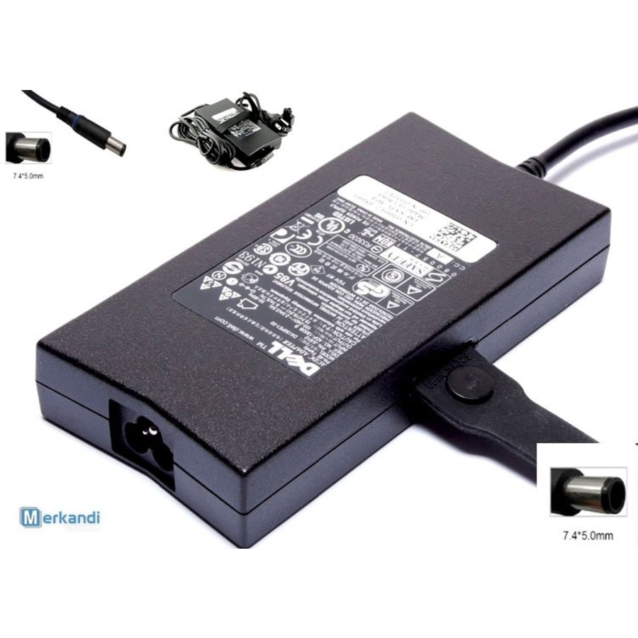 Dell adapter 130W 19.5V 6.7A (7.4 x 5.0mm)-1