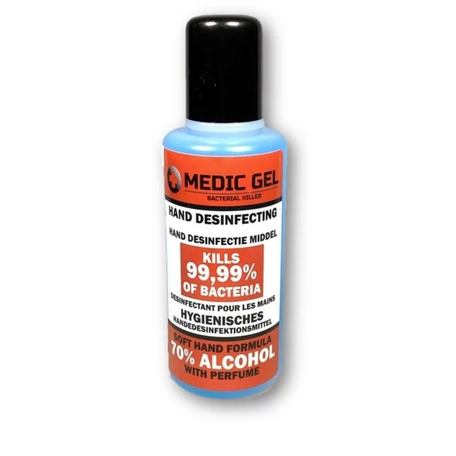 Medic Gel Desinfectie Handgel 100 ml-1