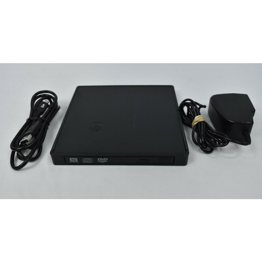 HP PA509A external usb DVD Drive inclusief power adapter-5