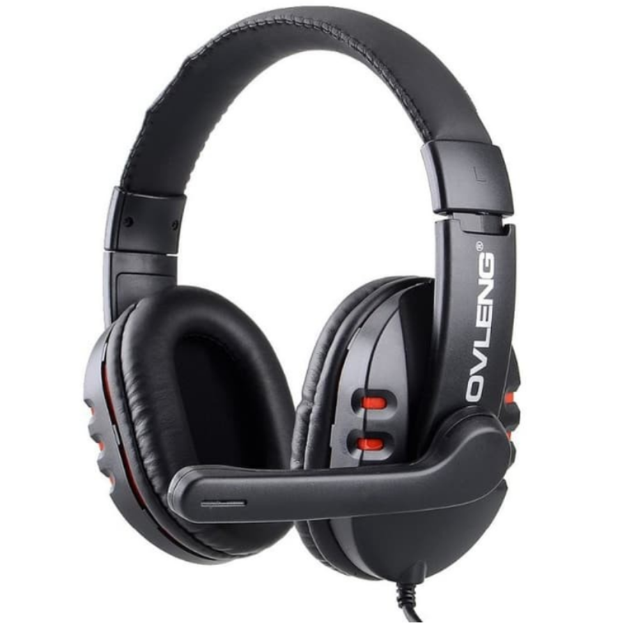 Headset Gaming Ovleng X6 Stereo-4