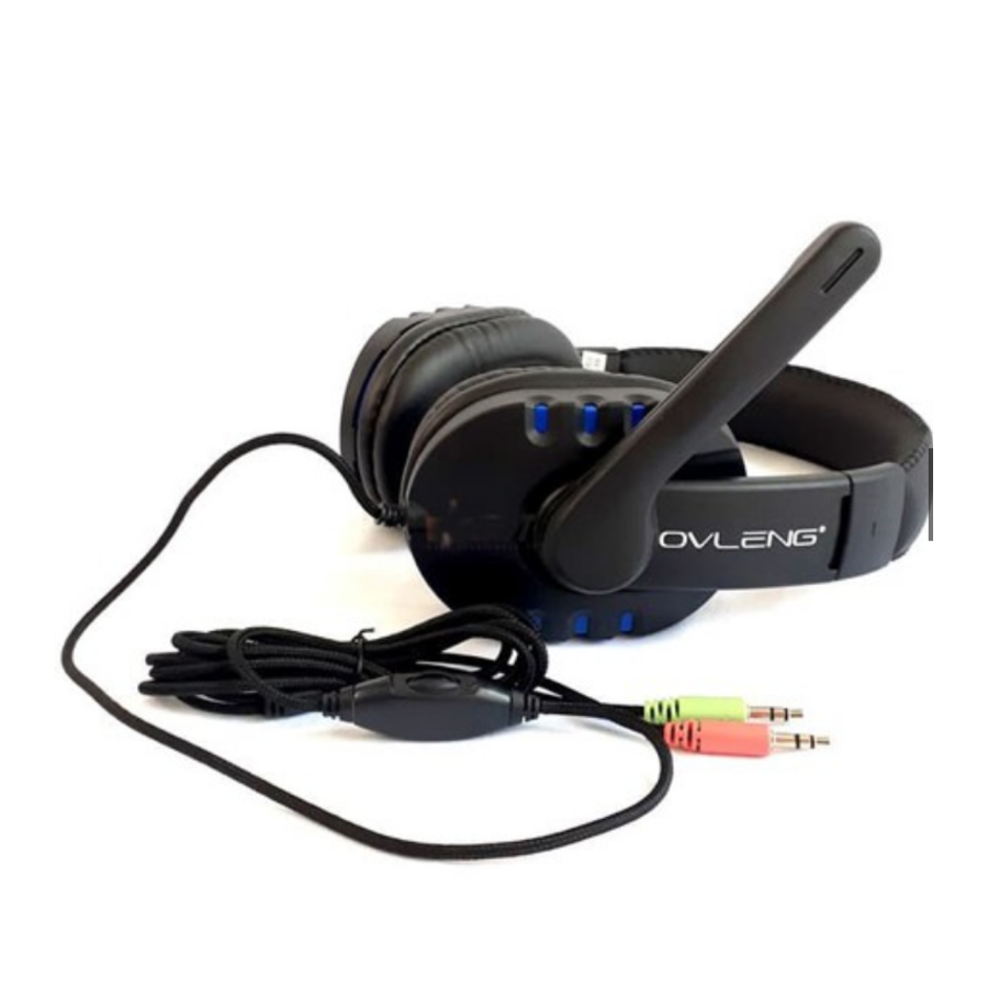 Headset Gaming Ovleng X6 Stereo-5
