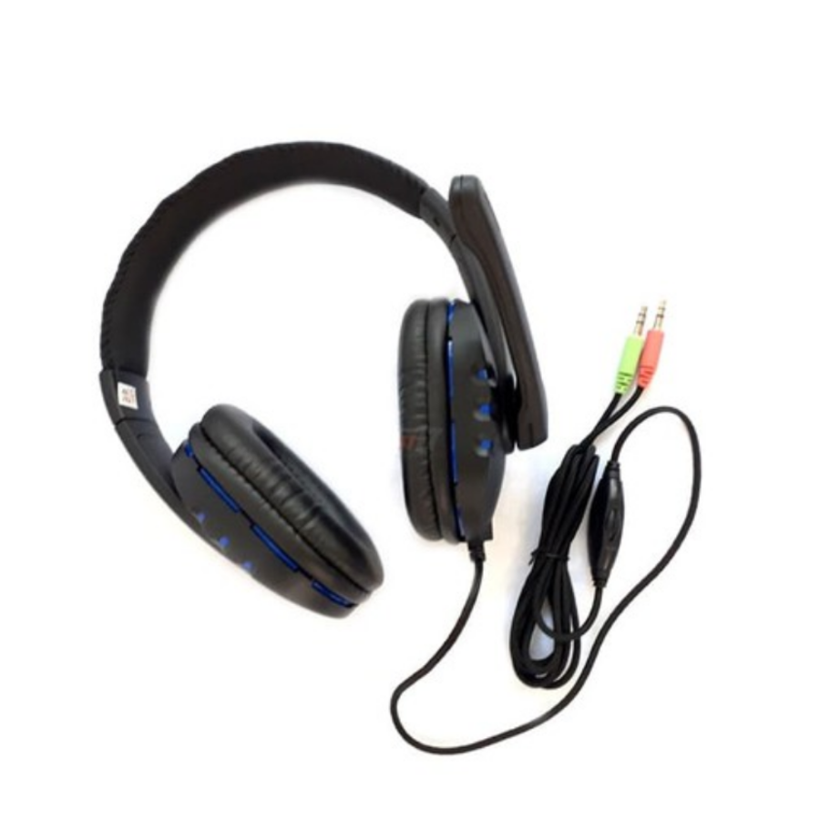 Headset Gaming Ovleng X6 Stereo-6