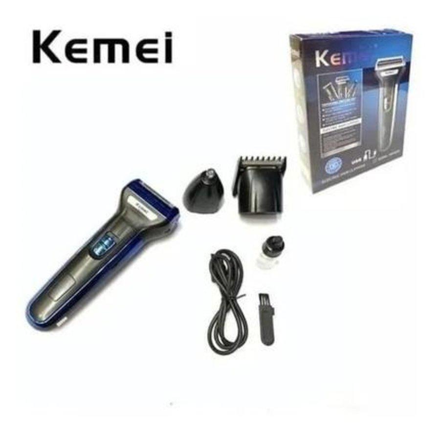 Kemei KM-6333  draadloze tondeuse-1