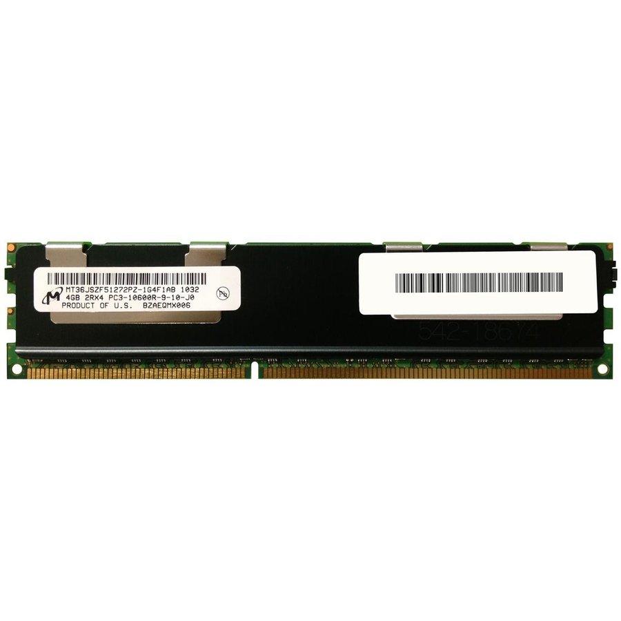 Micron 4GB | DDR3 | SERVER | PC3-10600R | 1333MHz-1