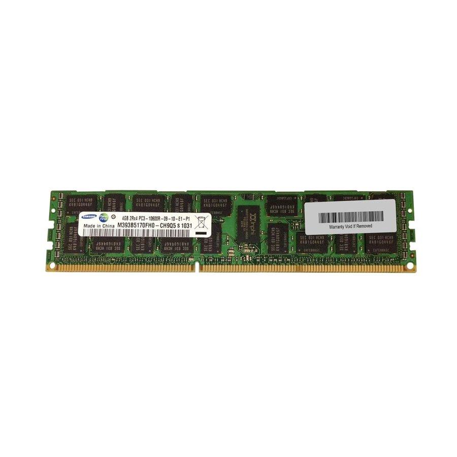 Samsung 4GB   DDR3   SERVER   PC3-10600R   1333MHz-1