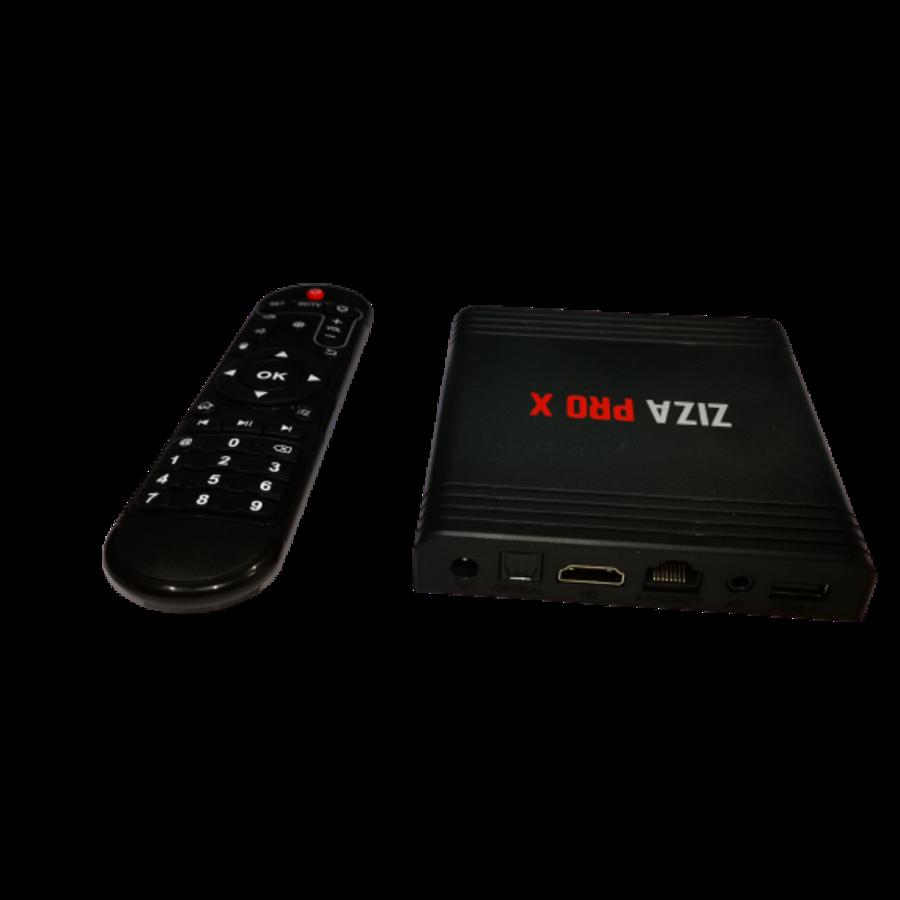 ZIZA PRO X | Android 9.0 | 4GB RAM | 32GB ROM | TVbox-3
