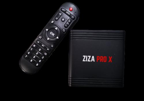 ZIZA PRO X | Android 9.0 | 4GB RAM | 32GB ROM | TVbox