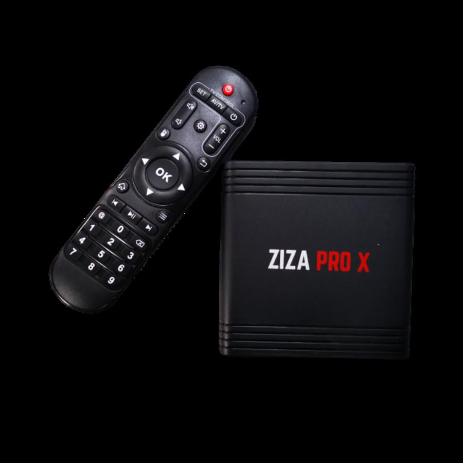 ZIZA PRO X | Android 9.0 | 4GB RAM | 32GB ROM | TVbox-1