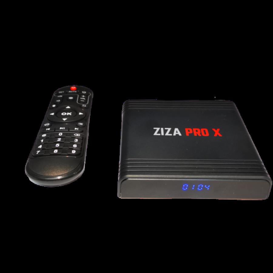 ZIZA PRO X | Android 9.0 | 4GB RAM | 32GB ROM | TVbox-2
