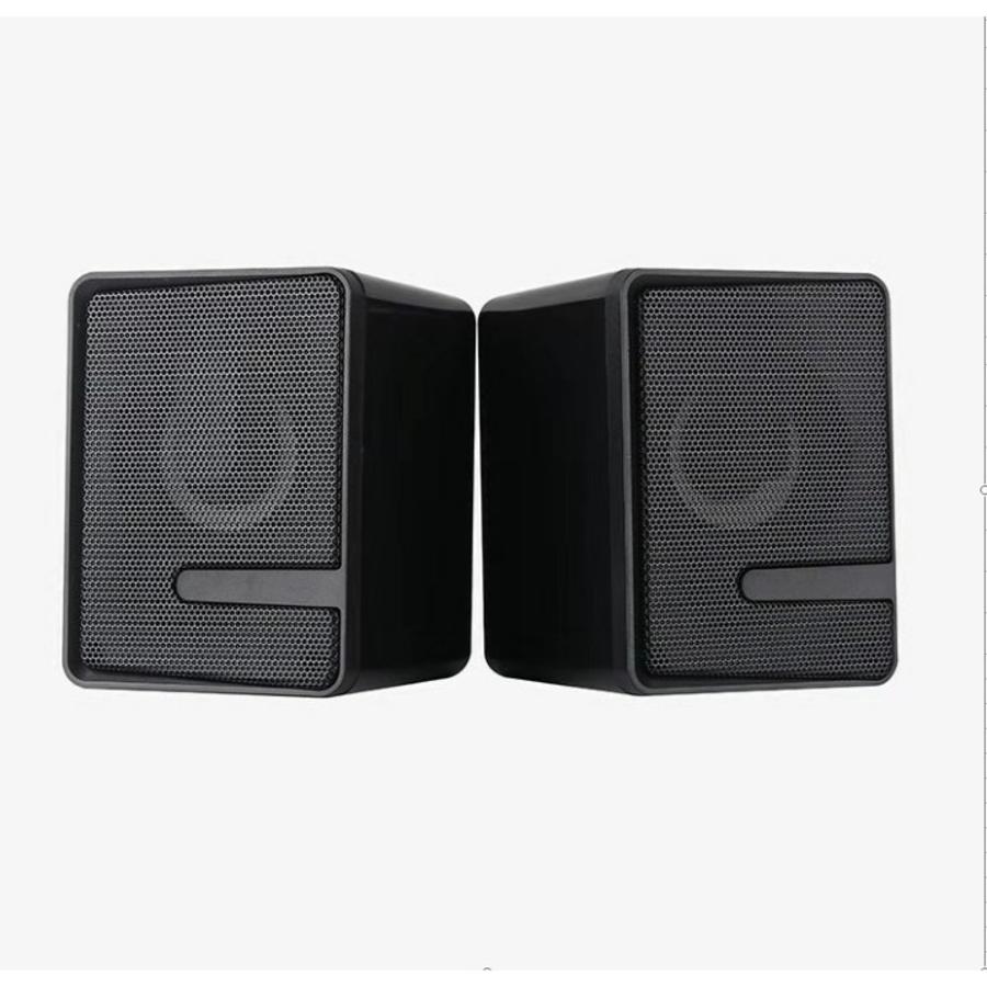 T-WOLF S3 speakers   2.0   6W   USB   3.5mm-3