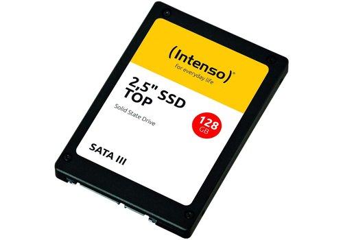 Intenso SSD-harde schijf | 128 GB | 500 MB/s | SATA III