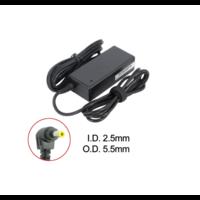 thumb-Fujitsu CP500620 adapter 65W 19V/3.42A (5.5 x 2.5 mm)-2