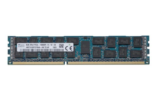 Hynix 8GB   DDR3   Server   PC3L-10600R   1333MHz
