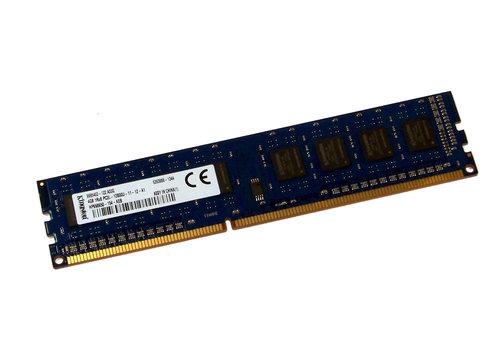 Kingston 4GB | DDR3 | PC | PC3-12800 | 1600MHz