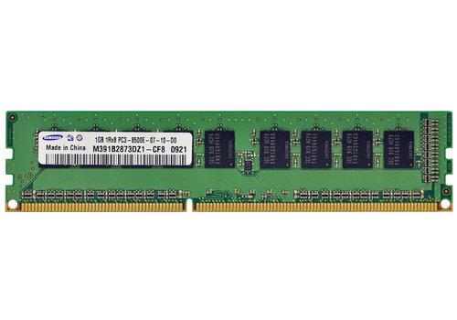 Samsung 1GB | DDR3 | SERVER | PC3-8500E | 1066MHz