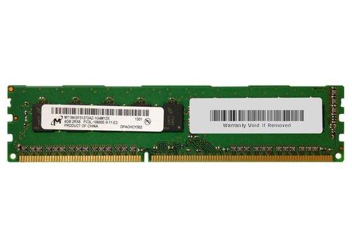 Micron 4GB   DDR3   SERVER   PC3L-10600E   1333MHz