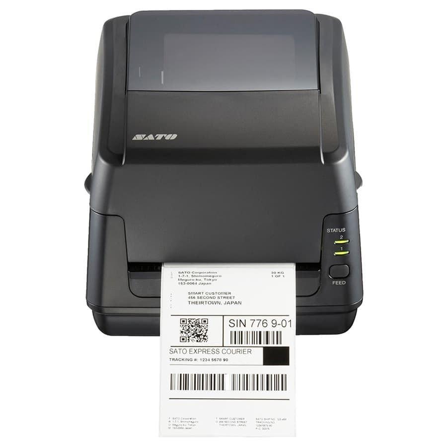 Sato WS408DT-LAN | Thermal Printer | 203 DPI | USB + LAN-2