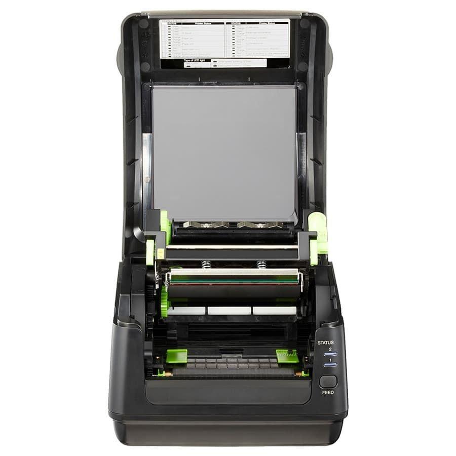Sato WS408DT-LAN | Thermal Printer | 203 DPI | USB + LAN-4