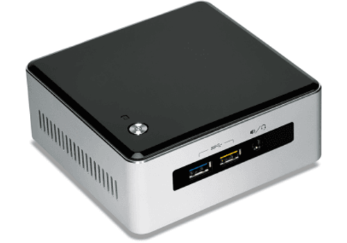 Intel NUC NUC5i3RYH Pc | i3-5010U | 8GB | 128GB SSD