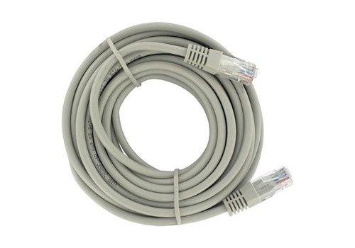 UTP kabel | CAT5e | 40 meter | Grijs