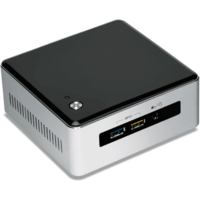 thumb-Intel NUC NUC6i3SYH Pc   i3-6100U   8GB   128GB SSD-1