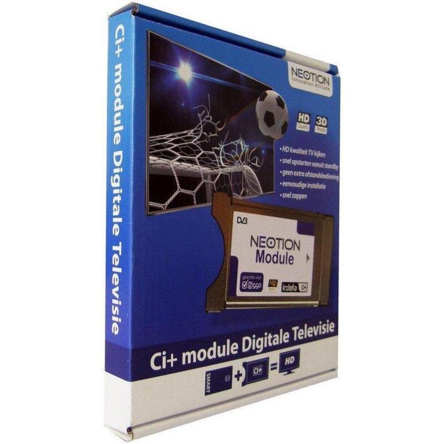 Neotion CAM module 1.2 - Digitale televisie via de kabel (DVB-C)-1