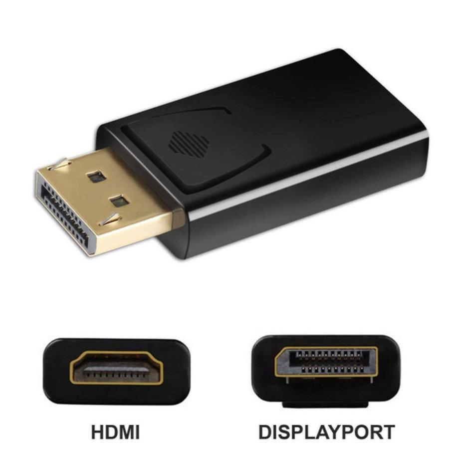 DisplayPort adapter Male - HDMI Female-1