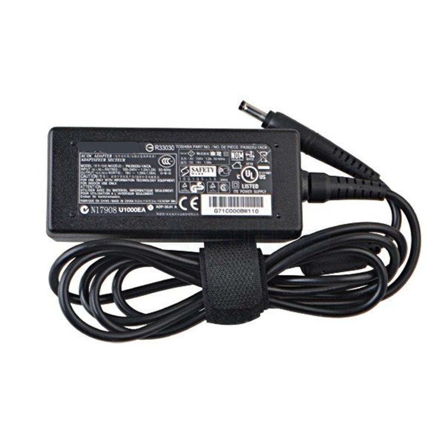 Toshiba adapter PA3922U-1ACA 30W 19V/1.58A (4.0 x 1.7mm)-1
