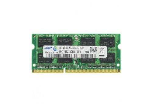 Samsung 4GB | DDR3 | SODIMM | PC3-8500S | 1066MHz