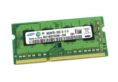 Samsung 4GB | DDR3 | SODIMM | PC3-10600S | 1333MHz