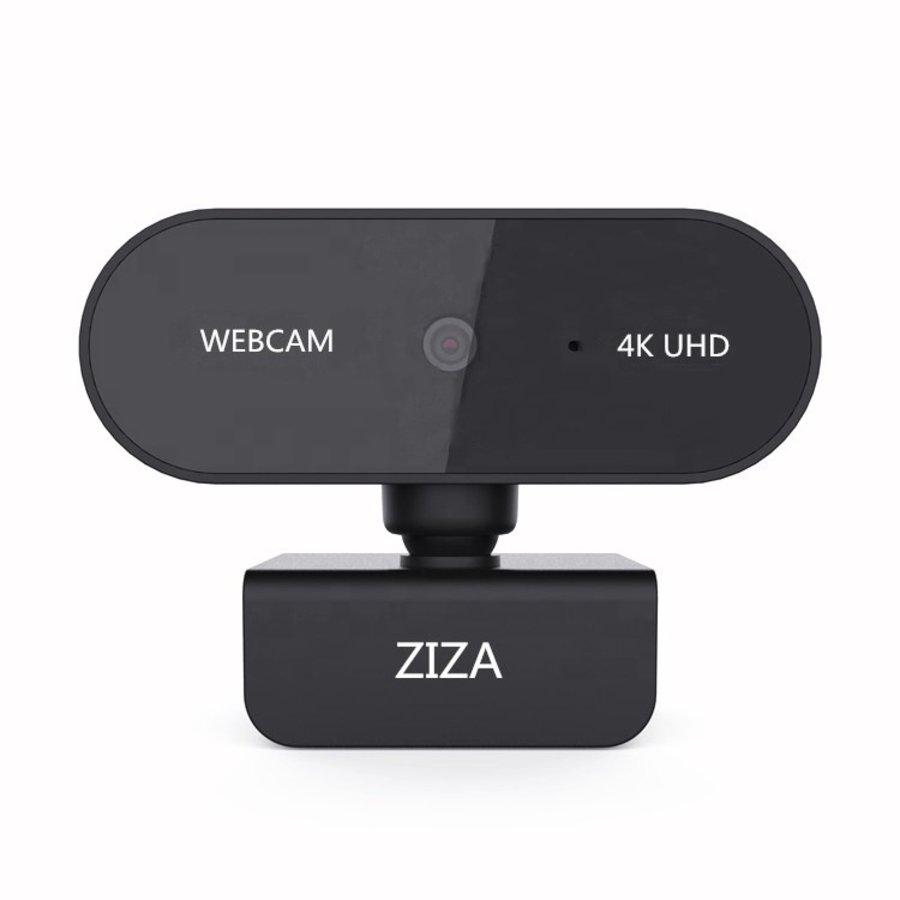 ZIZA Z4K webcam met microfoon | 4K Ultra HD | 3840 x 2160 | Autofocus | 8.29 MP-1