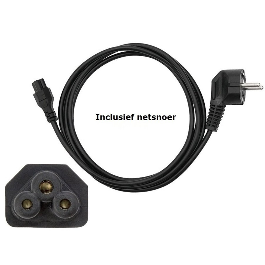 Dell adapter 90W 19,5V/4,62A (4.5 x 3,0mm)-2