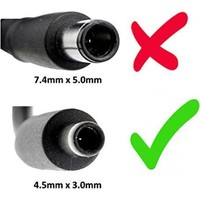thumb-Dell adapter 90W 19,5V/4,62A (4.5 x 3,0mm)-3
