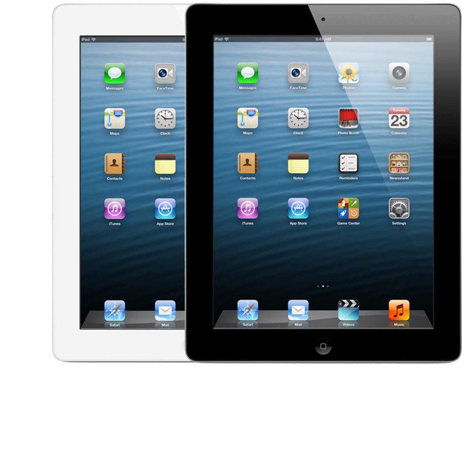 Apple iPad 4 | a1460 | 16GB | WiFi + 4G | Zwart-1