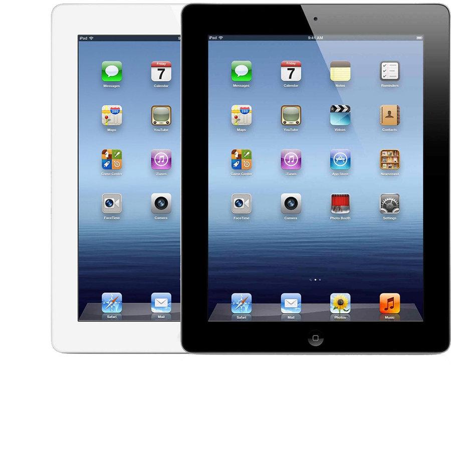 Apple iPad 3 | a1430 | 16GB | WiFi + 4G | Zwart-1