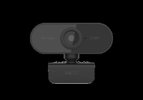 Zazitec Z10P webcam met microfoon | 2592 x 1944 | Autofocus | 5 MP