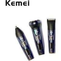thumb-Kemei KM-6539 | 3 in 1 | Multifunctionele Trimmer-3