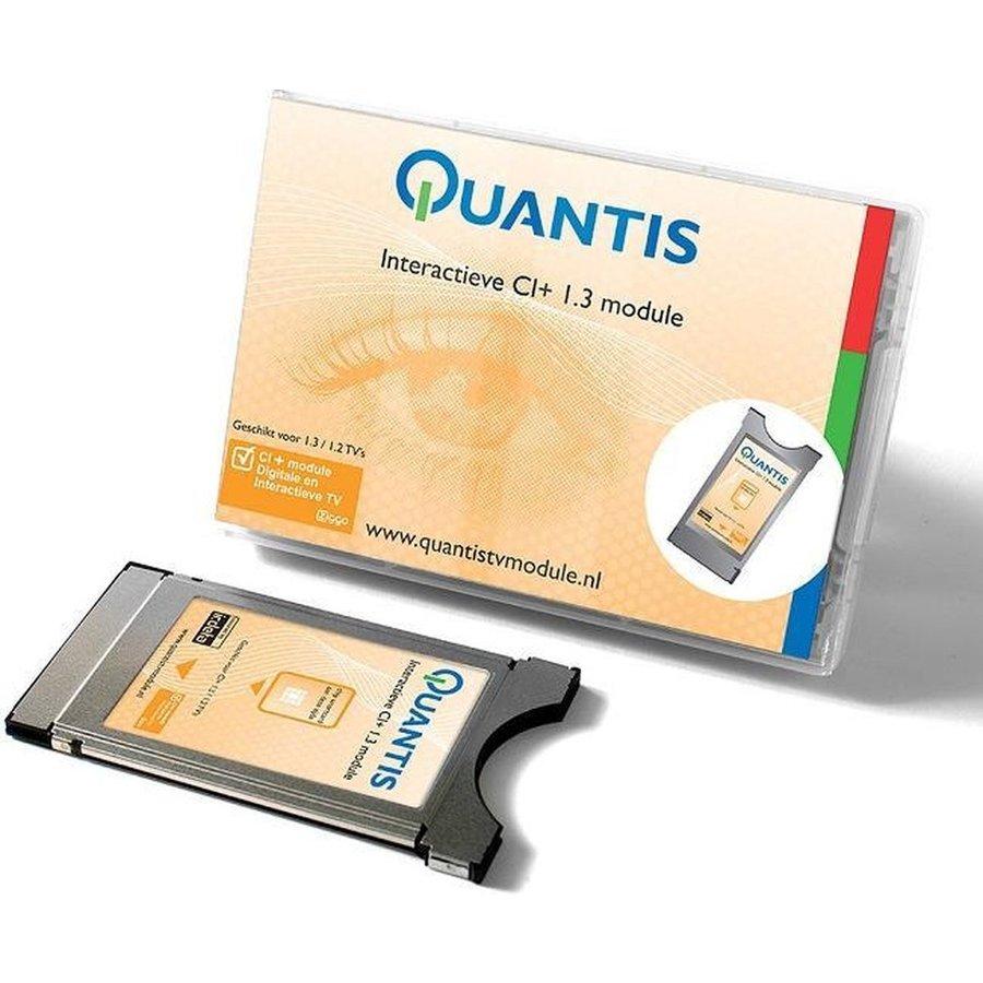Quantis Interactieve CI+ 1.3 module-1