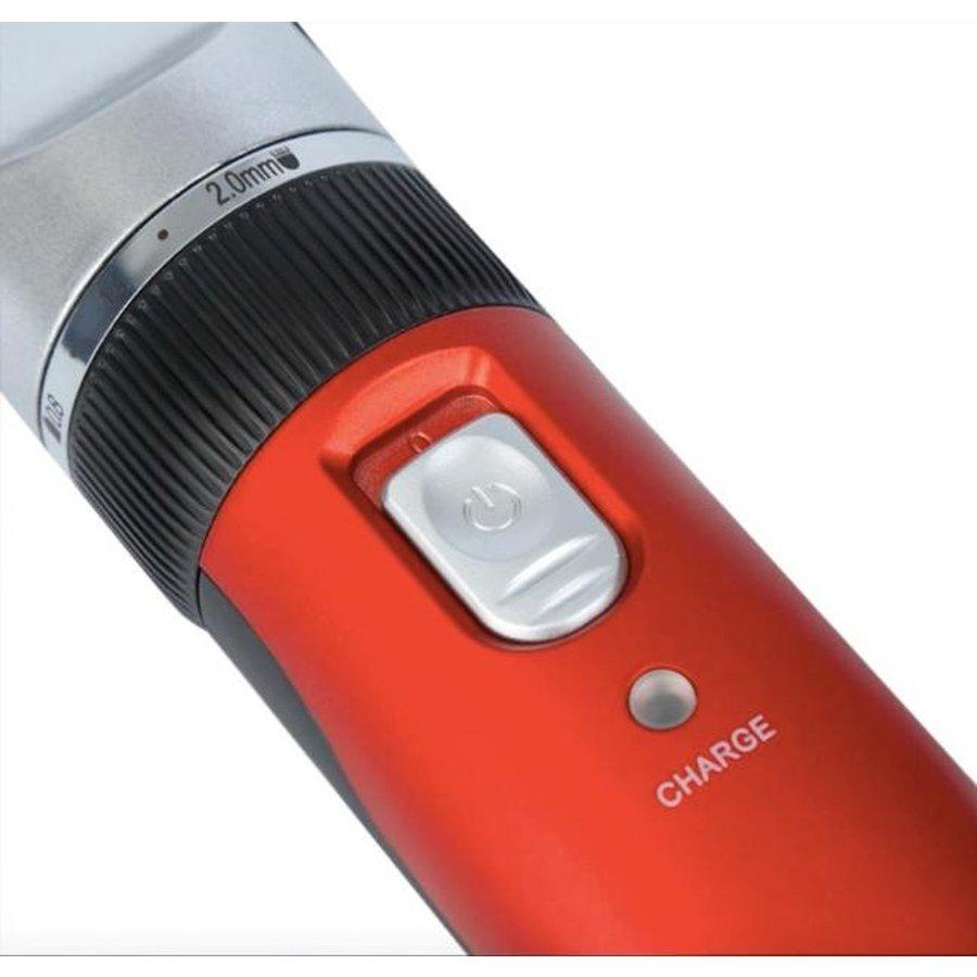 Kapster RF-3902  Professional Hair Clipper - tondeuse met extra batterij-2