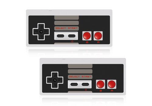 NES Gaming controller | USB | PC & MAC | 2 stuks