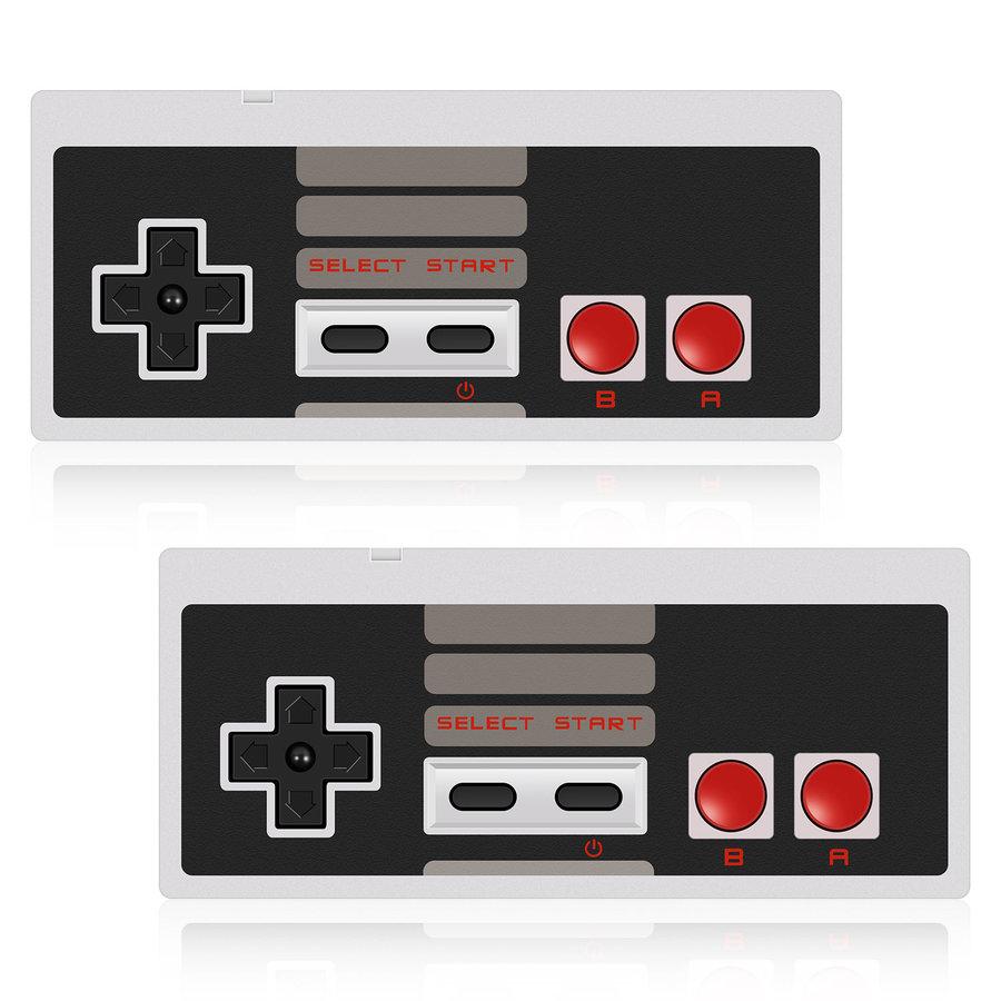 Gaming controller voor NES   USB   PC & MAC   2 stuks-1