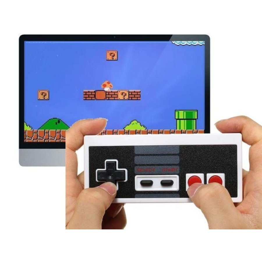 Gaming controller voor NES   USB   PC & MAC   2 stuks-2