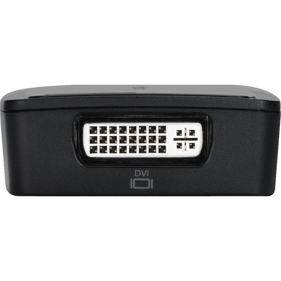 Targus USB 3.0 SuperSpeed Multi Video Kabel adapter - Zwart-2