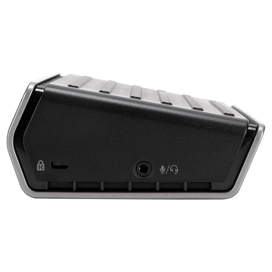 Targus USB-C universal DV1K-SV4K Docking Station-4