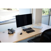 thumb-Targus USB 3.0 Universeel DV2K Docking Station - Met Stroom-3