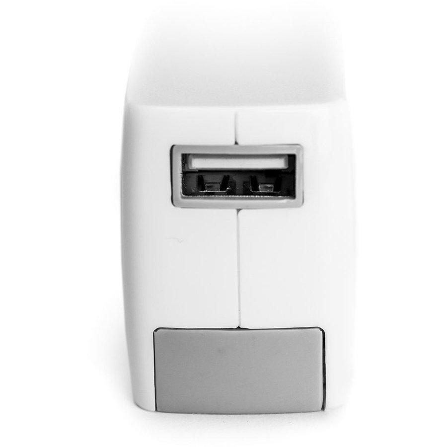 Targus 2100mAh, USB-A Powerbank - Wit-5