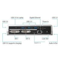 thumb-Targus 4k Universal Docking Station | DOCK130EUZ-7